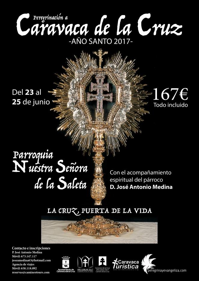 2017 06 - Peregrinación Caravaca