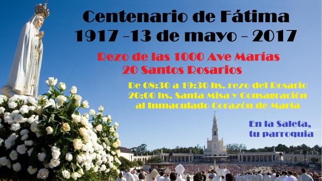2017 05 - 1000 Ave Marías
