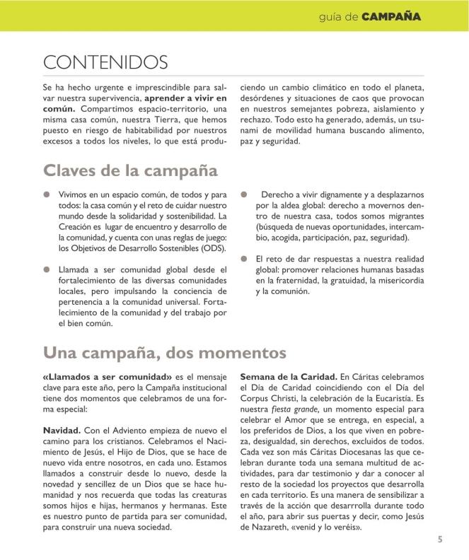 2017 - Campaña Caritas5