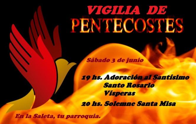 2017 - Vigilia de Pentecostes