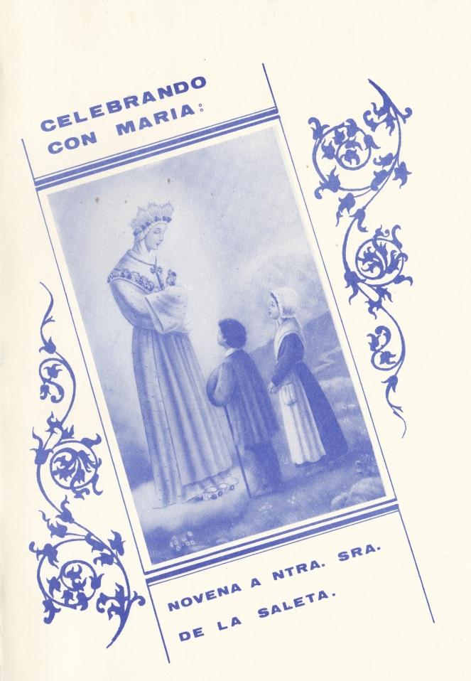 00 - Novena Virgen Saleta