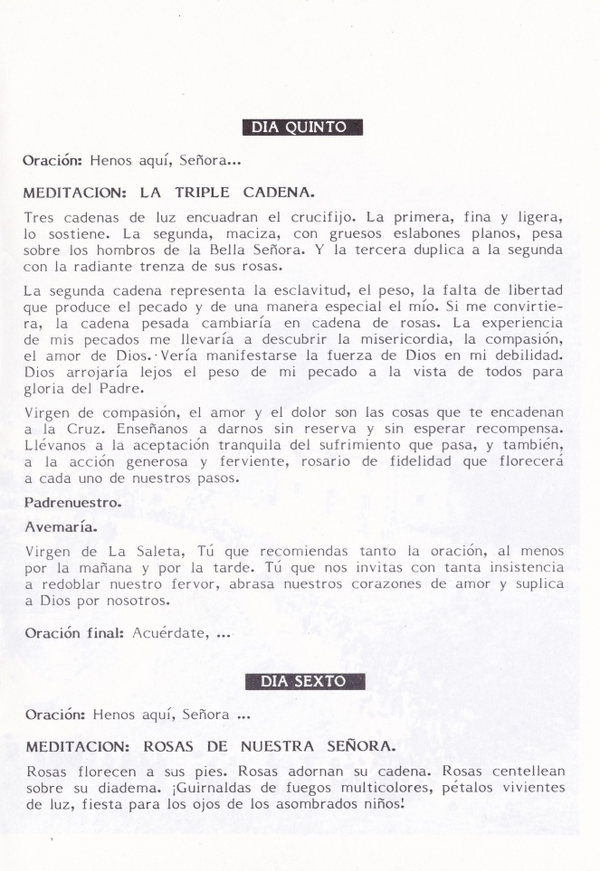 05 - Novena Virgen Saleta