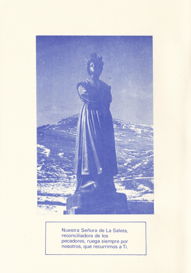 11 - Novena Virgen Saleta