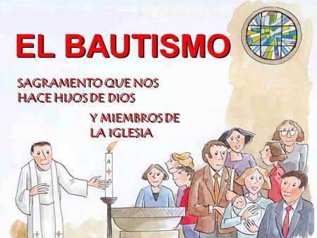 Catequesis pre bautismal