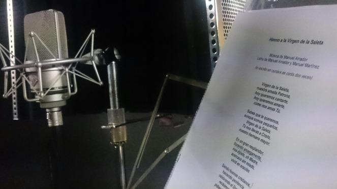 Grabación Himno Saleta-1