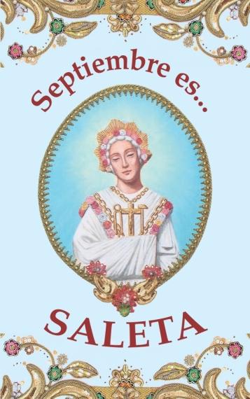 Septiembre es Saleta