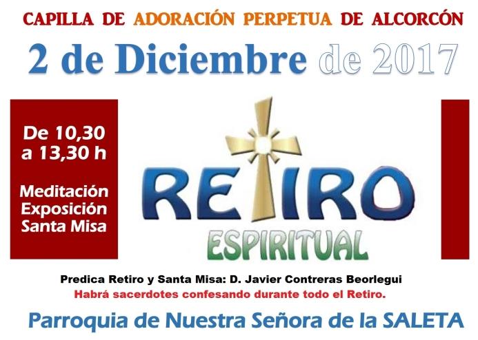 2017 12 02 - Retiro Eucarístico