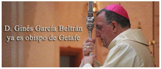 2018 02 24 -D. Ginés ya es Obispo de Getafe