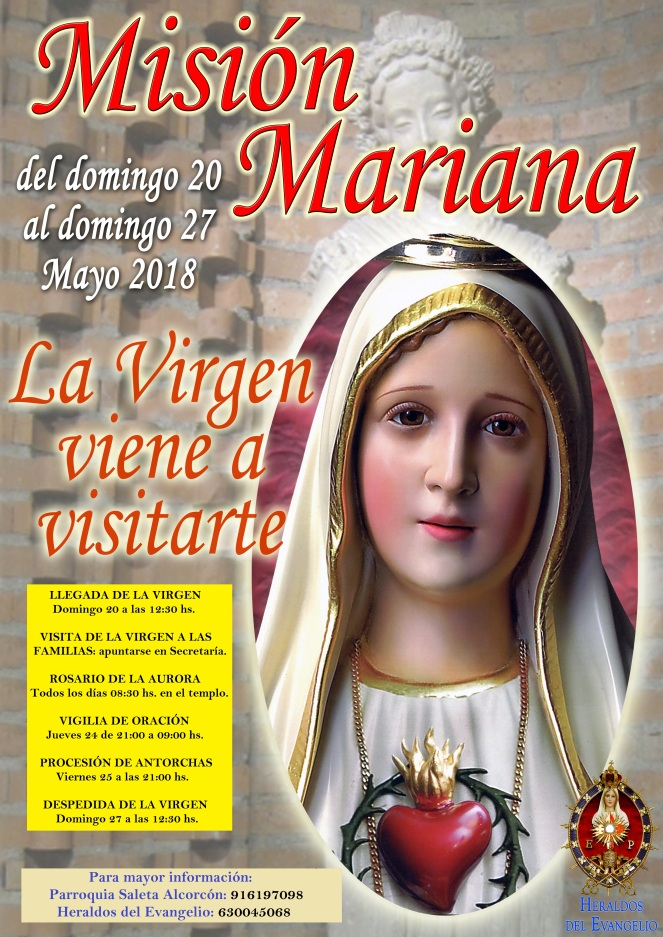 2018 05 - Misión Mariana