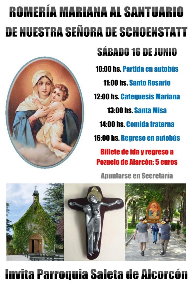 2018 06 - Romería Mariana