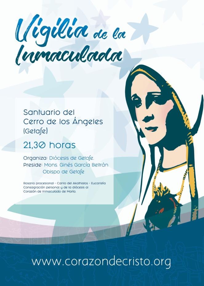2018 - Cartel Vigilia Inmaculada