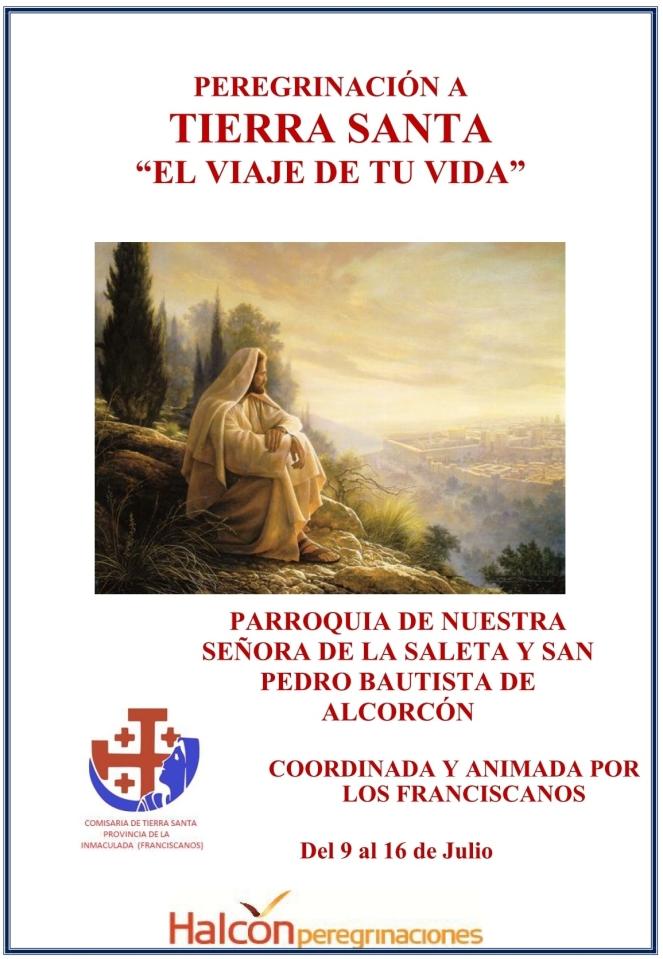 2019 - Peregrinación a Tierra Santa-1