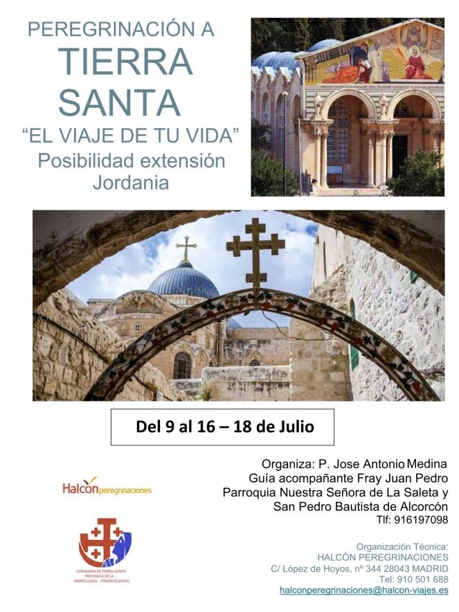 2019 - Peregrinación a Tierra Santa-2