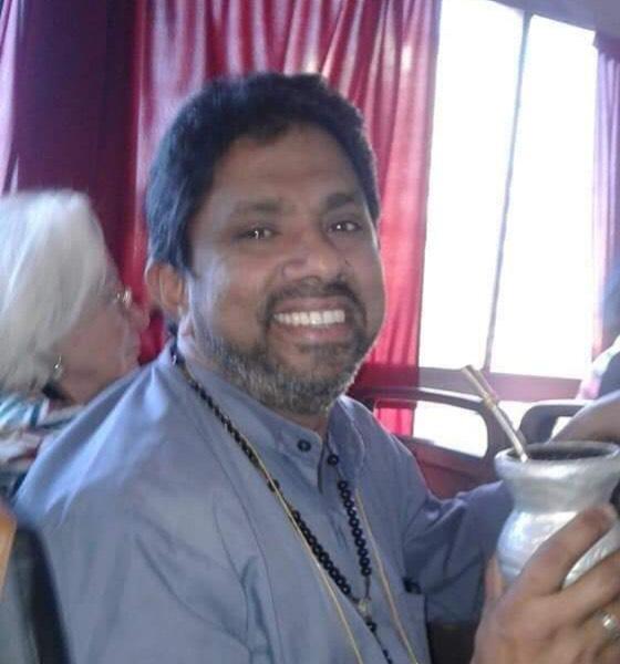 Padre Saju George