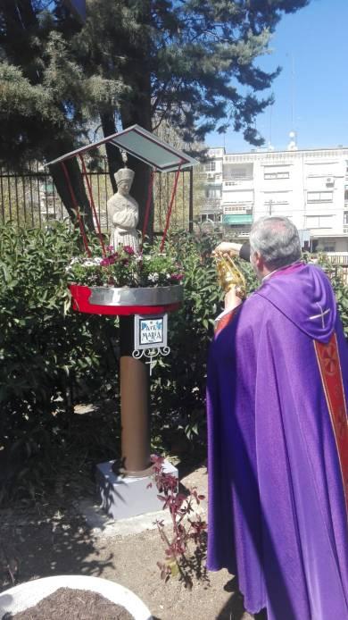 2019 03 24 - Bendición ermita Saleta-1