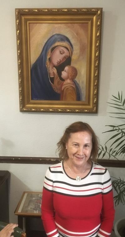 2019 03 - Josefa Aparicio