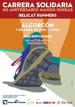2019 04 - Maratón Manos Unidas- Alcorcón