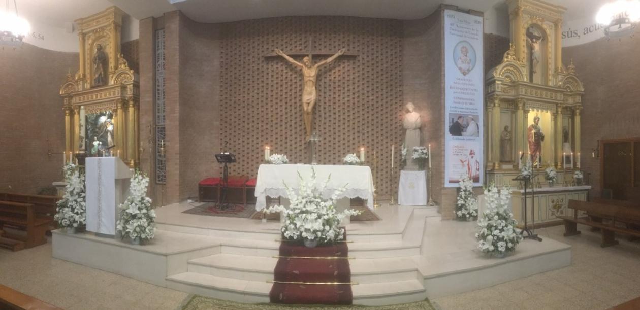 2019 04 21 - Altar de Pascua